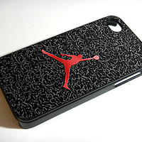 The Legend Michael Air Jordan 23 NBA  iPhone 4 / by CustomCazeShop