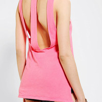 Urban Outfitters - Silence & Noise Open-Back Tank Top