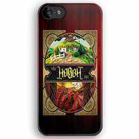 Classic Vintage The Hobbit typograph apple iphone 5, iphone 4 4s, iPhone 3Gs, iPod Touch 4g case, Available for T-Shirt man and woman by Pointsalestore .com