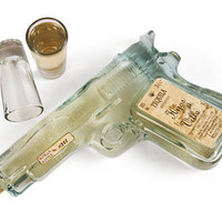 Take A Tequila Gun Shot To The Mouth
