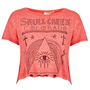 Skull Creek Colorado Crop Tee By Project Social T - Topshop USA