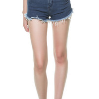HIGH WAIST SHORTS - Shorts - TRF - ZARA United States