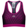 adidas Techfit Momentum Grid Bra - Women's at Lady Foot Locker