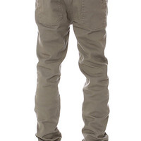 The Lifetime Collective Pants Belafonte in Gray