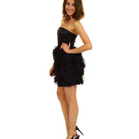 Max and Cleo Emma Strapless Party Dress