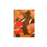 Donna's Autumn Woodcut Notebook from Zazzle.com