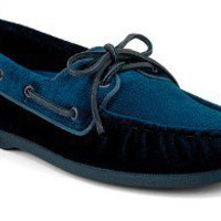 Sperry Top-Sider Men's Cloud Logo Authentic Original 2-Eye Boat Shoe.
