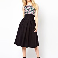 Emily & Fin Midi Dress at asos.com