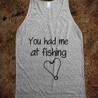 Fishing - emmy belle's - Skreened T-shirts, Organic Shirts, Hoodies, Kids Tees, Baby One-Pieces and Tote Bags