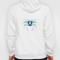 Smoke Spider 2 Hoody by Steve Purnell