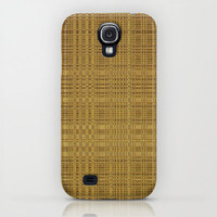 Textured - Gold iPhone & iPod Case by Lyle Hatch