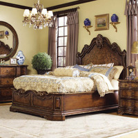 Beladora Queen Size Platform Bed