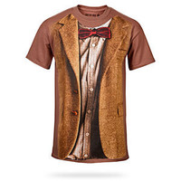 11th Doctor Costume Tee