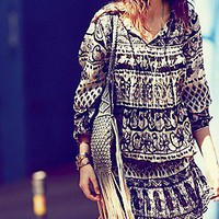Free People  Serra Do Mar Tunic at Free People Clothing Boutique