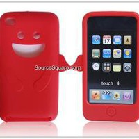 Apple iPod Touch 4G Cute Angel Silicone Skin Case - SourceSquare.com