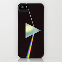 Dark Side of the Moon iPhone & iPod Case by Electric Avenue