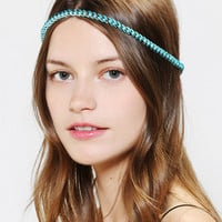 Urban Outfitters - Wrapped Chain Headwrap