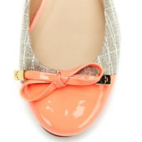 Heather Ballet Flat by kate spade new york shoes at Gilt