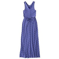 Merona® Petites V-Neck Maxi Dress - Assorted Stripes