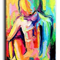 Amazon.com: Dianoche Designs Canvas Art FREE SHIPPING - Femme 183: Arts, Crafts & Sewing