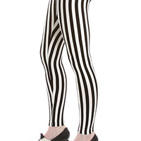 Bar Code Leggings
