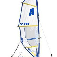 Aquaglide Multisport 270 Inflatable Sailboat/Windsurfing Board at REI.com