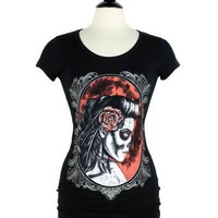 Day of the Dead Cameo Tee