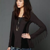 Free People Along the Fringe Top