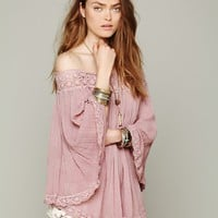 Free People Off-the-Shoulder Tunic