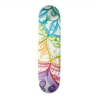 Brillant Dream Skateboard By Megaflora from Zazzle.com