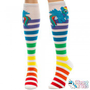 Rainbow Dash Knee High Socks