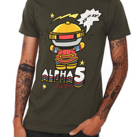 Mighty Morphin Power Rangers Alpha 5 T-Shirt | Hot Topic