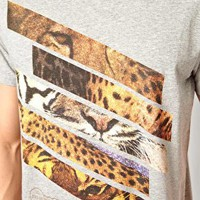 Jack & Jones T-Shirt With Animal Print