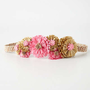 Anthropologie - Pinata Bloom Belt
