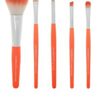 Models Own Neon 5 Piece Brush Set at asos.com