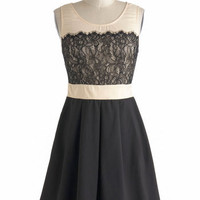 Right Time And Lace Dress | Mod Retro Vintage Dresses | ModCloth.com