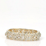 Nadri Crystal Scroll Bangle | Nordstrom