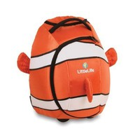 LittleLife Animal Wheelie - Clownfish:Amazon:Sports & Outdoors