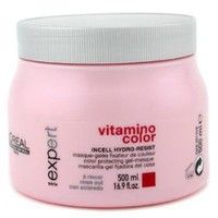 Professionnel Expert Serie - Vitamino Color Gel Masque - L'oreal - Professionnel - Hair Care - 500ml/16.9oz
