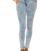 Papaya Clothing Online :: LIGHT WASH SKINNY JEANS