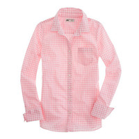 Thomas Mason® for J.Crew Perfect shirt in gingham - AllProducts - sale - J.Crew
