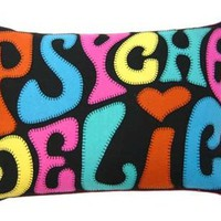 Retro To Go: Jan Constantine Psychedelic Cushion Range