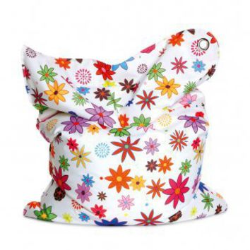 Beanbag Mini Bull flower girl | Sitting Bull Shop