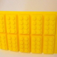 Building Bricks Ice Cube Tray or Candy Mold--for Lego Enthusiasts!:Amazon:Kitchen & Dining