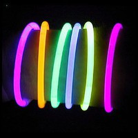 "300 8"" Glow Light Stick Bracelets WHOLESALE PACK:Amazon:Toys & Games"