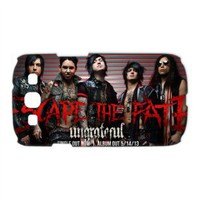 CTSLR Music & Band Series Protective Snap-on Hard Back Case Cover for Samsung Galaxy S3 I9300 - 1 Pack - Escape the Fate - 10