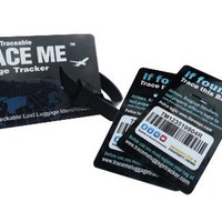 Trace Me AMTMLT001 Luggage Tracker:Amazon:GPS & Navigation