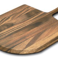 Ironwood Gourmet Acacia Wood Pizza Peel:Amazon:Kitchen & Dining
