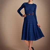 Adoria Knit Dress - Temperley