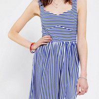 Urban Outfitters - Pins And Needles Knit Sweetheart Dress